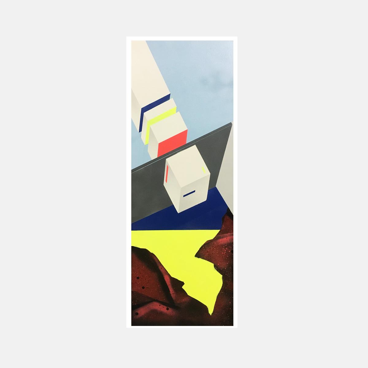 """Going Through"" by Pierrick Senelaer"